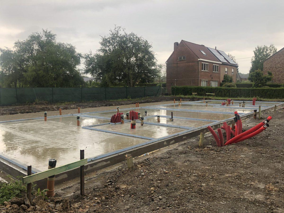 construction ossature métallique hors site