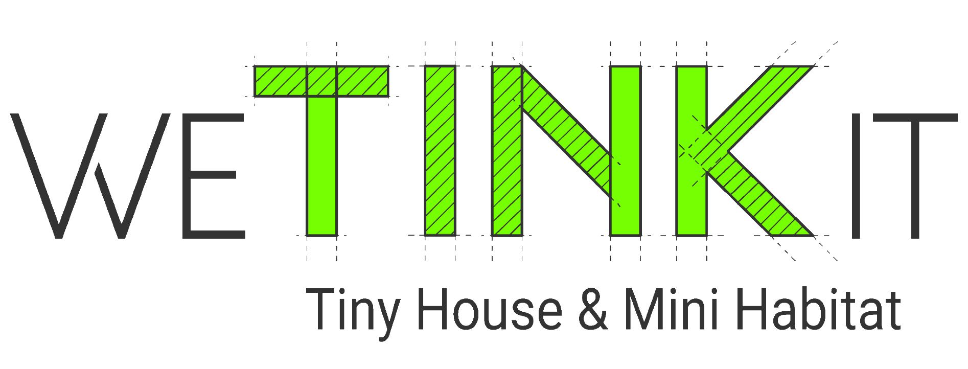 Tiny house en acier léger